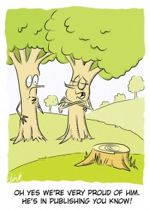 Tree cartoon