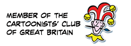 Member of the Cartoonists Club of Great Britain