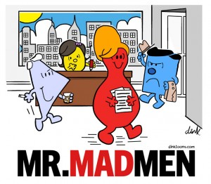 Mr Mad Men