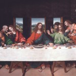 The Last Supper- Sometimes I think there's too many of these networking events!