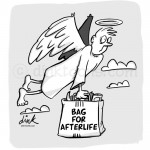 bag for life cartoon