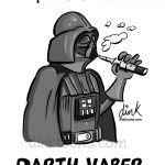 darth-vaper star wars cartoon