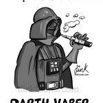 darth-vaper star wars cartoon