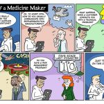 Medicine Maker comic strip