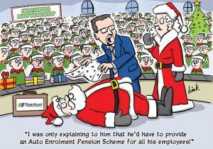 Spectrum Christmas Card 2017 -blog