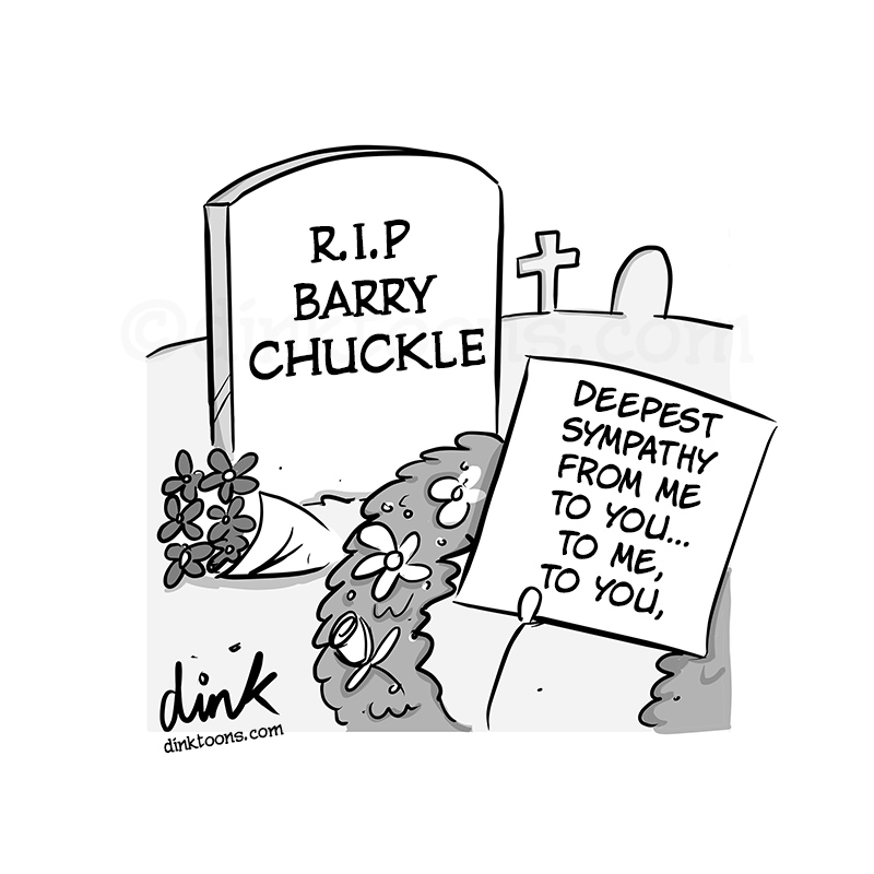 RIP Barry Chuckle