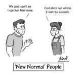 New Normal People Cartoon